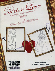 Cover image for Doctor Love by A. C. H. Smith
