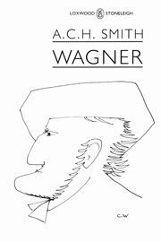 Cover of Wagner, a novelisation by A. C. H. Smith